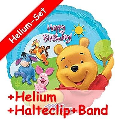GLOBO Juego * Winnie the Pooh * + Helium relleno + Clip de ...
