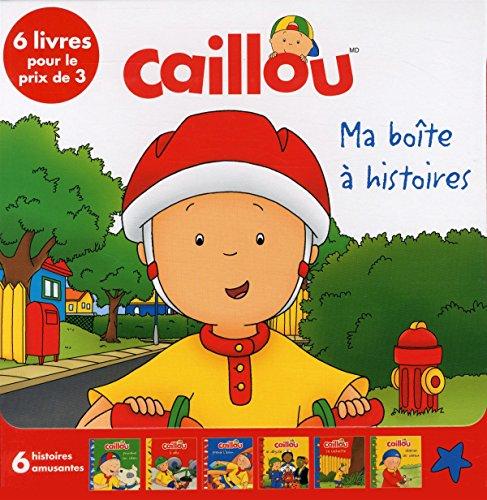 Caillou Coffret Ma boite à histoires - Boxed