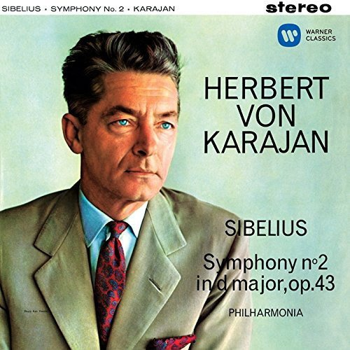 SACD : Herbert von Karajan - Sibelius: Symphony No.2 (Japan - Import)