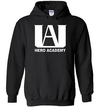 a9013d8728a9 Threads Basket U.A. High School Hero Academy Hoodie My Hero Academia  Men Women Unisex