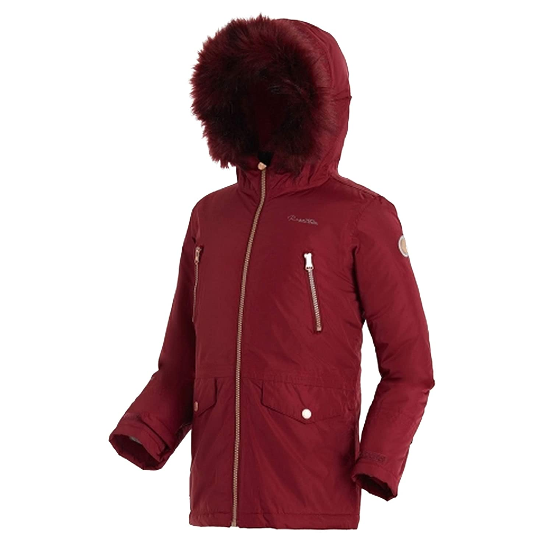fe445c8f3 Regatta Boys & Girls Pecola Durable Thermal Waterproof Walking Jacket