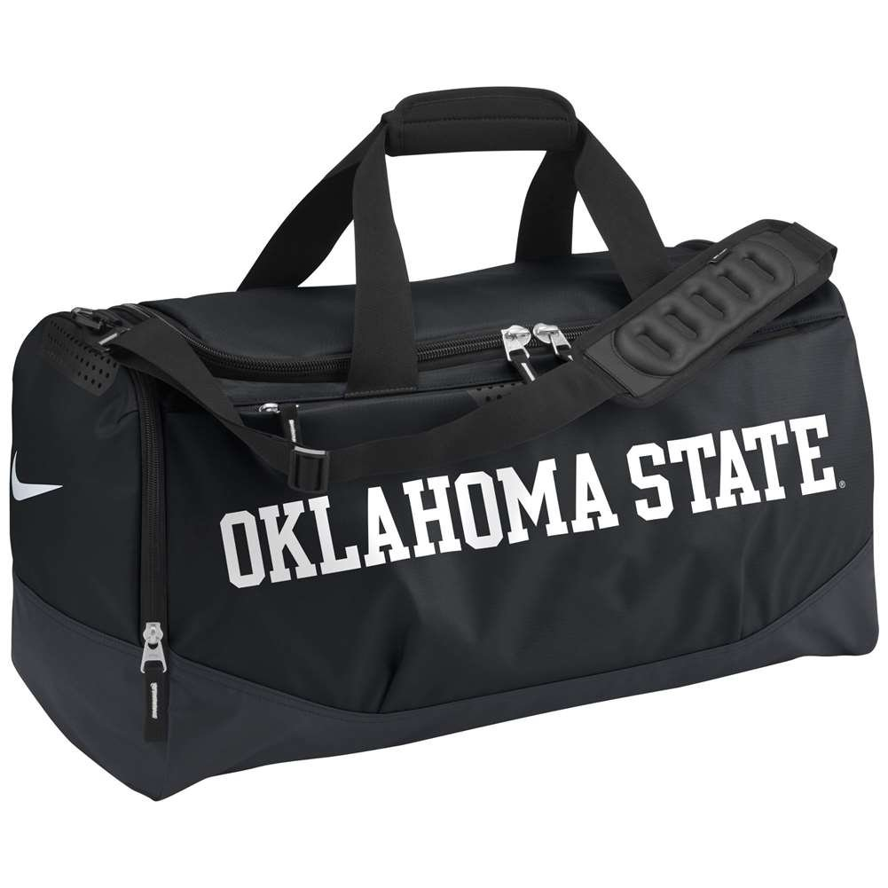 Nike Oklahoma State Medium Team Training Duffle Bag