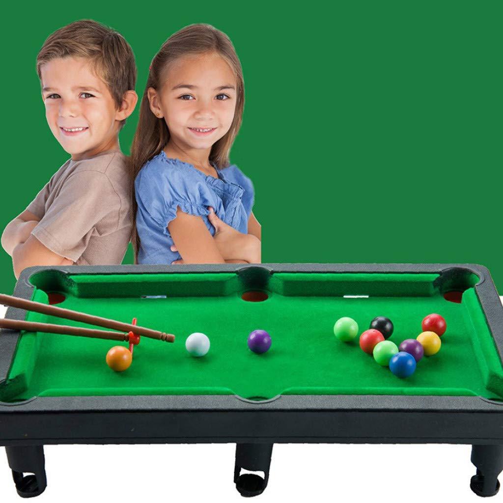Vaycally Desktop Ball Billar Home Game Niños Billar Mesa ...