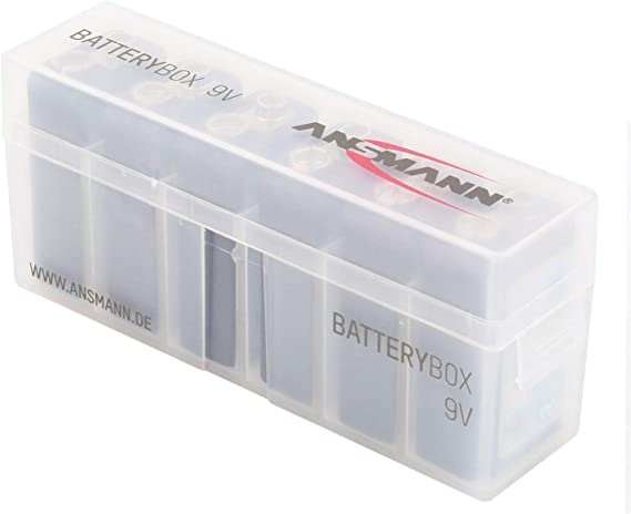 Horizon 10-Bay Battery Charger for 10x 9V Batteries