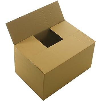 "25 x 8 ""x 6"" x 4 ""pequeñas cajas de cartón"
