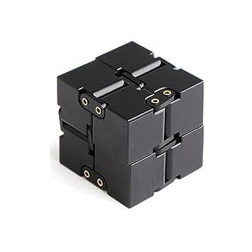 infinity cube amazon. luxury edc alloy infinity cube mini fidget decompression stress relief anti anxiety for amazon b
