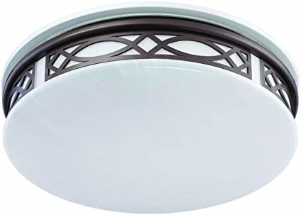 Sylvania 75256 LED Indoor Ceiling Mounted Fixture - Flush Mount ...
