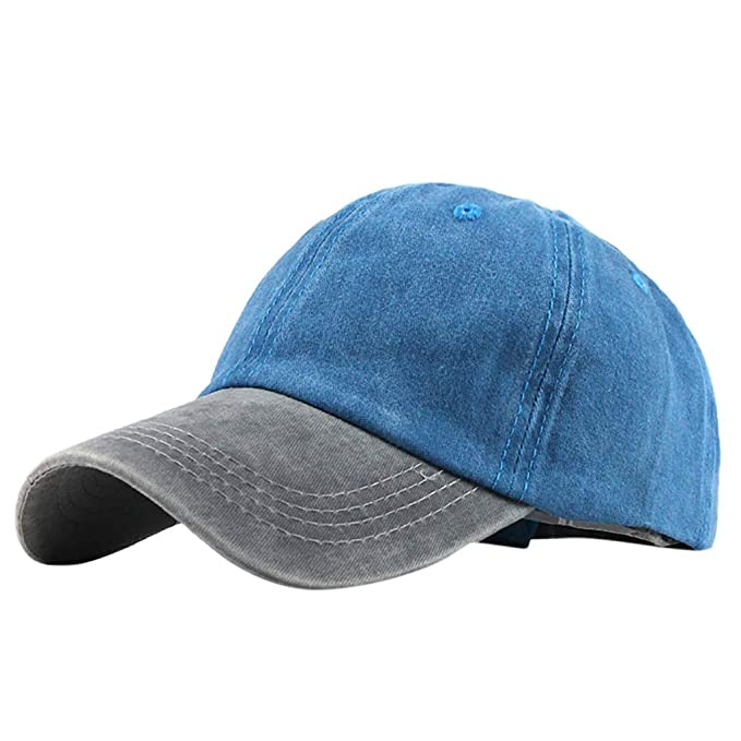 muium 🎩Moda Gorra de Béisbol, 🎩 Sombrero de Sol Playa Deporte al ...
