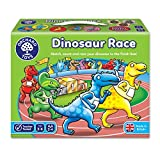 Orchard Dinosaur Race Counting and Matching Game
