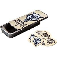 Dunlop Hetfield's White Fang Custom 1.0mm Flow Guitar Pick Tin (PH122T100)