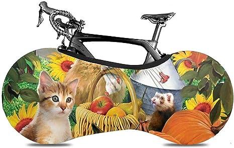 LisaArticles - Funda para Bicicleta, diseño de Perros y Gatos ...