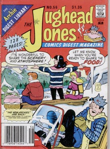 Jughead Jones Comics Digest Magazine No. 56 (The Archie Digest Library, No. 56) (Jughead Jones)