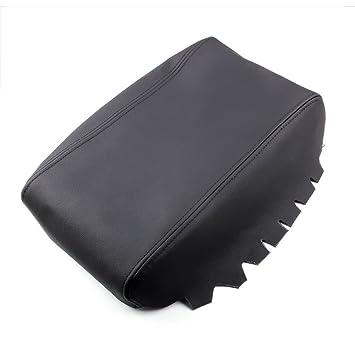 Acura RDX Center Console Lid Armrest Cover Real Leather Tan Leather - Acura rdx center console cover