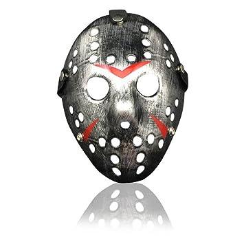 jiahaoupuk Jason Voorhees Freddy Hockey Festival Halloween Masquerade Party máscara