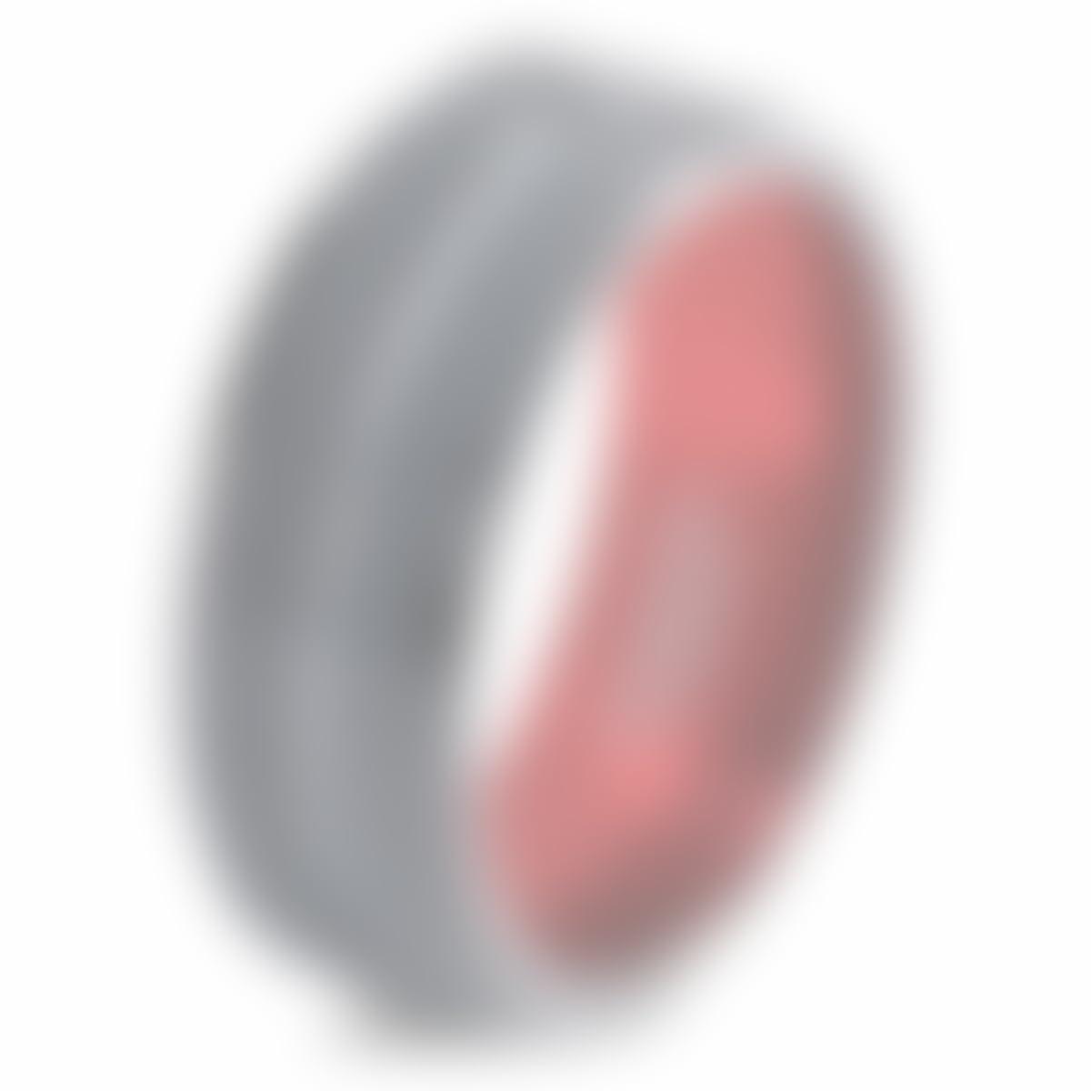 Amazon.com: Tungsten Wedding Band Ring 4mm 6mm 8mm 10mm for Men ...