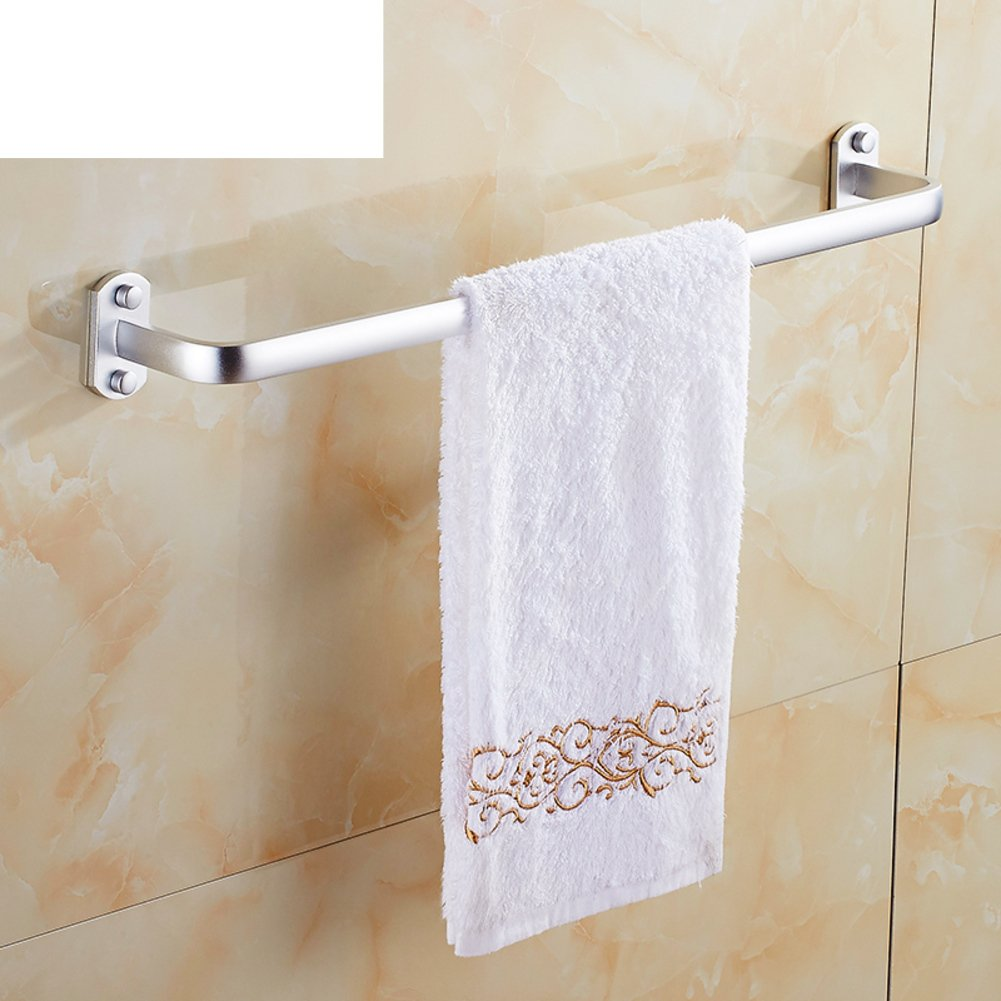 Space aluminum single towel bar/Towel Bar/Single shot towel rack/Towel Bar/Towel Bar-A free shipping