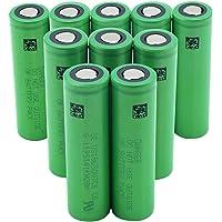 GREEN US18650VTC6 3000 MAH VTC6 3.7V 18650 Lithium Li-Ion Batterij Power Bank Koplamp Bateria Vervanging-10 stuks