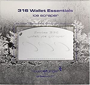 Wallet Essentials - Ice Scraper by Touch of Ginger