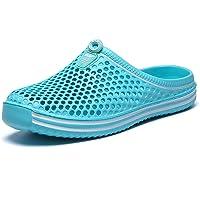 Zuecos de jardín para Mujer Zapatos Transpirables Zapatos de baño Zapatos de Playa para Hombres Zapatos de Agua Calzado…