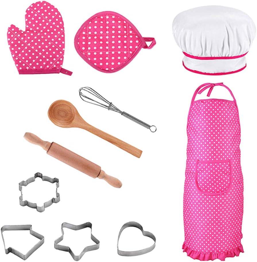 11x Juego de Disfraces de Cocineros para Niños, Modelo de ...