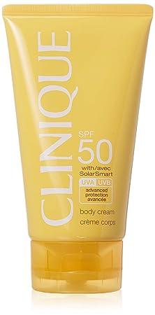Clinique Body Cream SPF 50 with Solar Smart, 5 Ounce