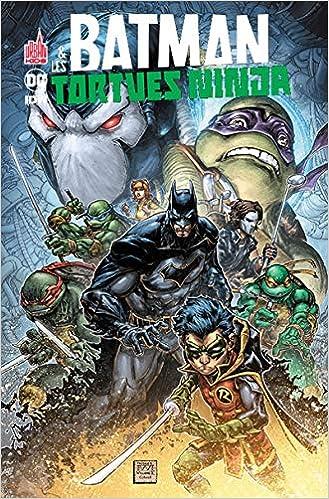 Batman & les tortues ninja - tome 2 (Urban Kids): Amazon.es ...