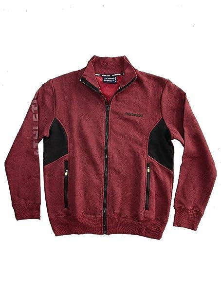 Admiral Felpa Full Zip AD2310 Sport Tempo Libero  Amazon.it  Abbigliamento 566eb01e3d8