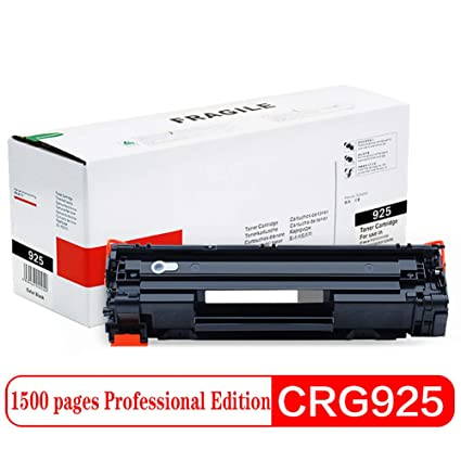 Cartucho de tóner compatible CRG-925 para impresora Canon iC ...