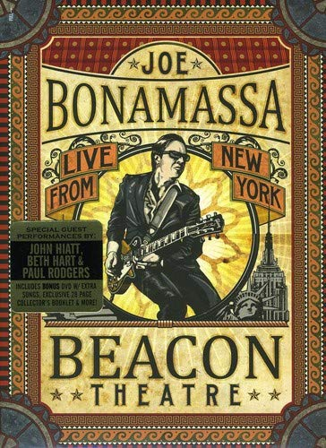 Joe Bonamassa Beacon Theatre - Live From New York by DVD