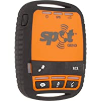 Globalstar Spot-3 - GPS Satelital con Funcion de Rastreador y Mensajes, color Naranja