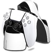 TUTUO Cargador para Mando PS5, Estación de Carga Mando PS5 Dock Station Stand Soporte Mando PS5, Carga Ultrarrápido…