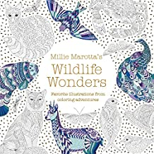 Millie Marotta's Wildlife Wonders: Favorite Illustrations from Coloring Adventures