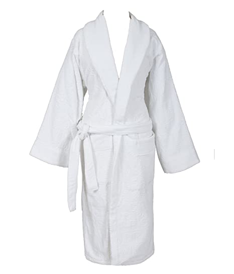 a2630ae0d Versace Accappatoi Dressing Gown Size L - TH: Amazon.co.uk: Clothing