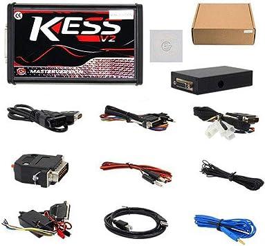 Kess V2 V5.017 Online Version OBD2 Manager Tuning Kit Auto Truck ECU Programmer