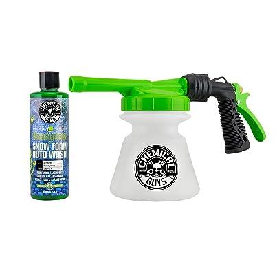 Chemical Guys HOL311 Auto Wash (16 Oz, Torq Snow Blaster R1 Foam Gun & Honeydew), 16. Fluid_Ounces: Automotive