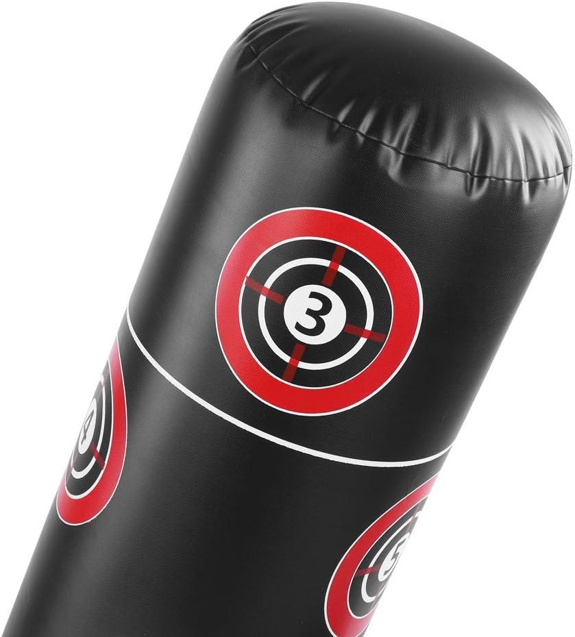 Amazon.com: Saco de boxeo inflable, bolsa de boxeo pesada de ...