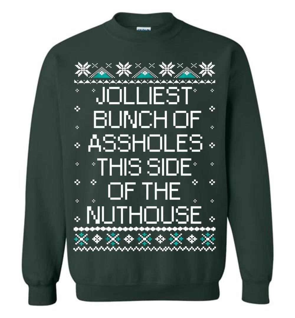 Jolliest Bunch Of Asholes Christmas Ugly Christmas Vacation Adult And Shirts