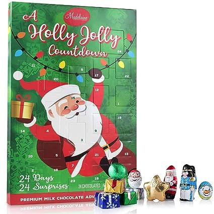Madelaine Chocolate A Holly Jolly 2020 Christmas Countdown Advent