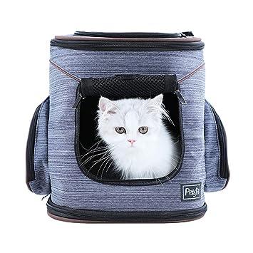 Bolsos Mochila para Mascotas Mochila Portátil para Gatos ...