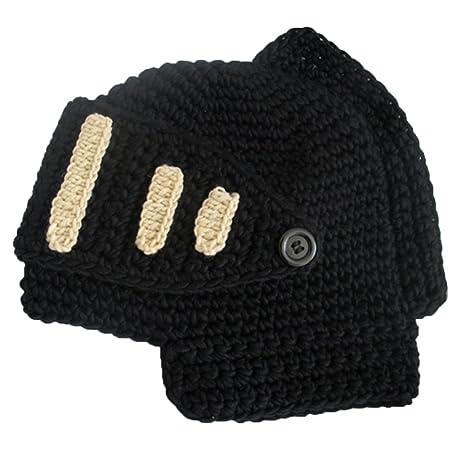Vollter Maschere romano cavaliere Cappello di lana della protezione del  collo del fronte del vento del d3a1110c1b60