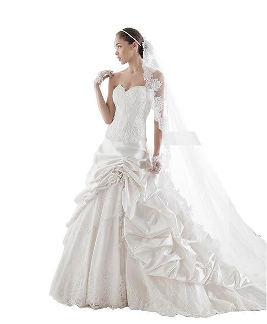 pretty nice 6dd17 2dea5 Favoloso abito da sposa stile principessa Jolies - Joab ...