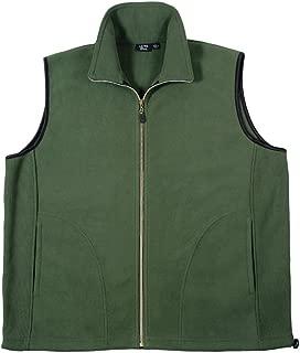 product image for Akwa Men's Full Zip Vest Made in USA