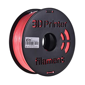 Walmeck filamento ABS, 1 kg/bobina colorida filamento de impresora ...