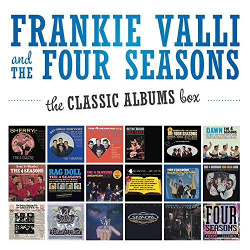 The Classic Albums (18CD) (The Very Best Of The Four Seasons)