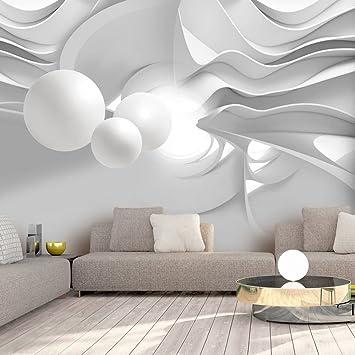 murando - Papier peint intissé 3D Optique 400x280 cm - Trompe l oeil ...
