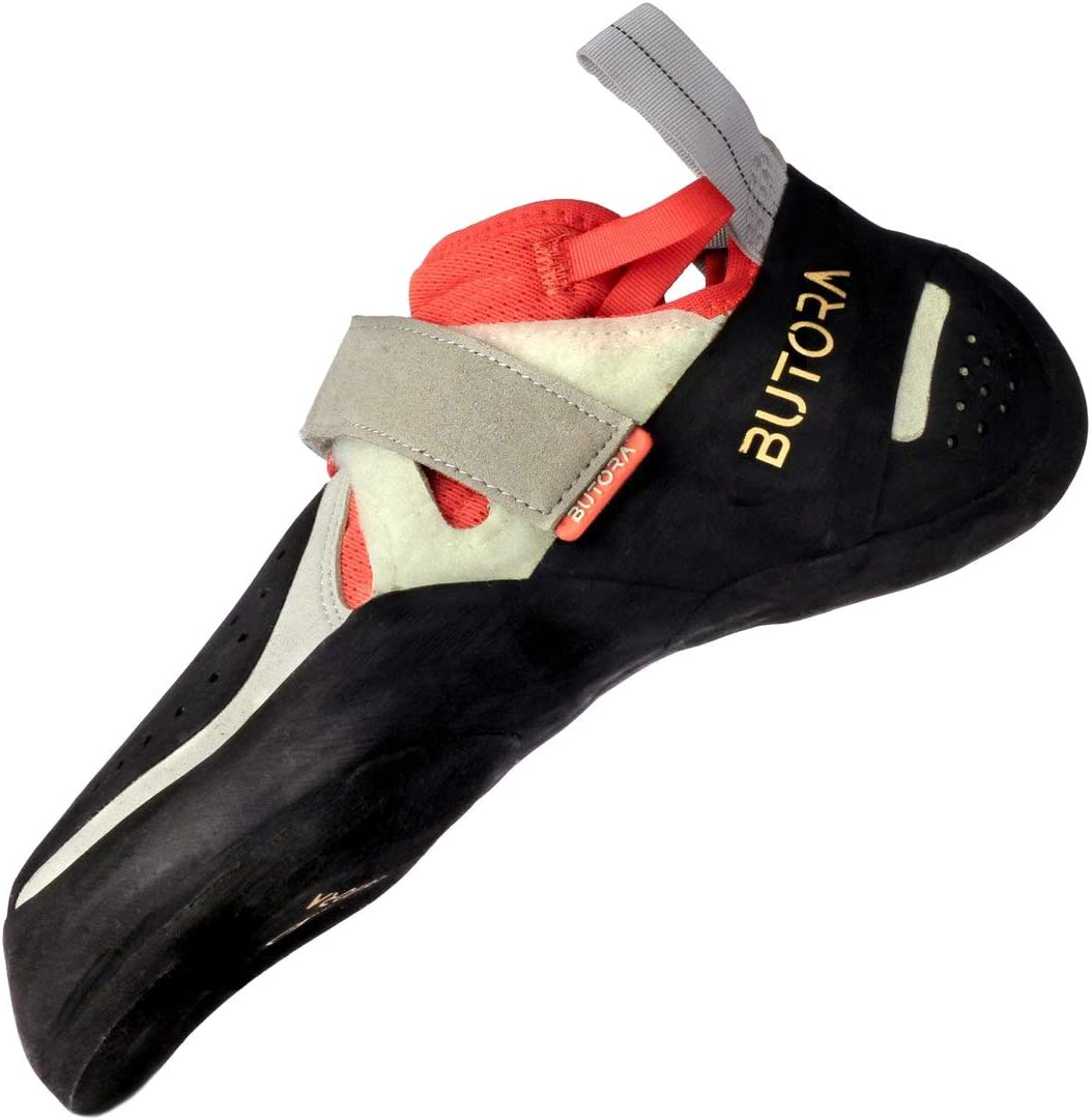 best climbing shoes for wide feet: Top Unisex Choice: BUTORA Unisex Acro Rock/Indoor Climbing Shoes