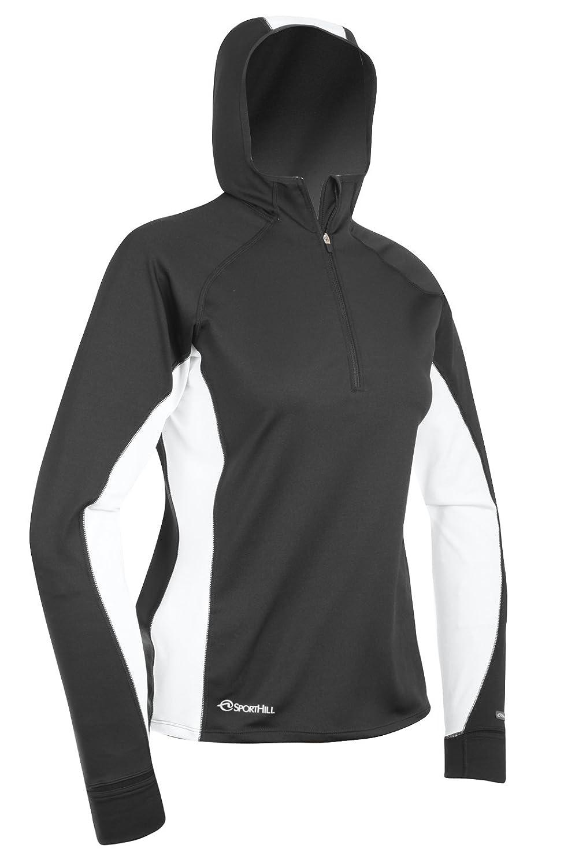 SportHill Damen Swift Dry Pro Zip Top