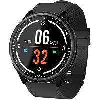 OPTA P69-SB-090-Black-OPTA Bluetooth Fitness Band Smart Watch for AndroidiOS Devices, Medium (Black)