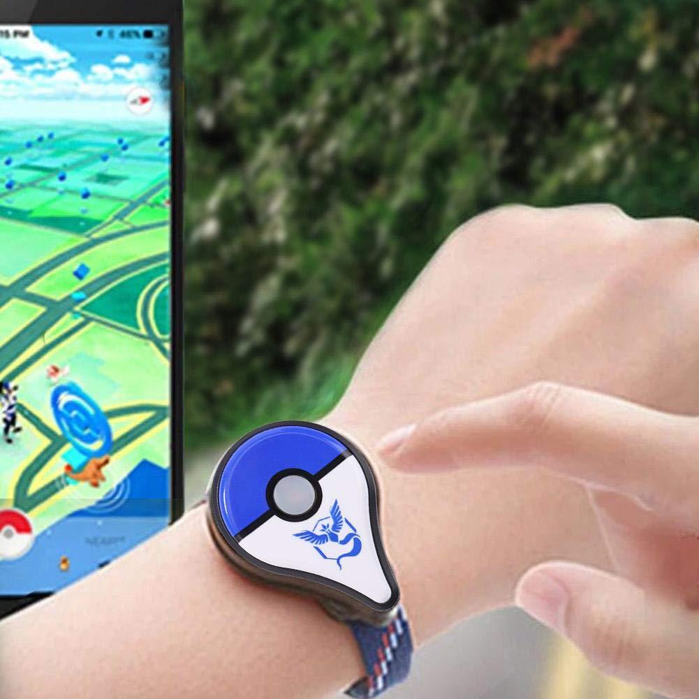 Amazon.com: Diamondo For Pokemon GO Plus Pulsera Bluetooth ...