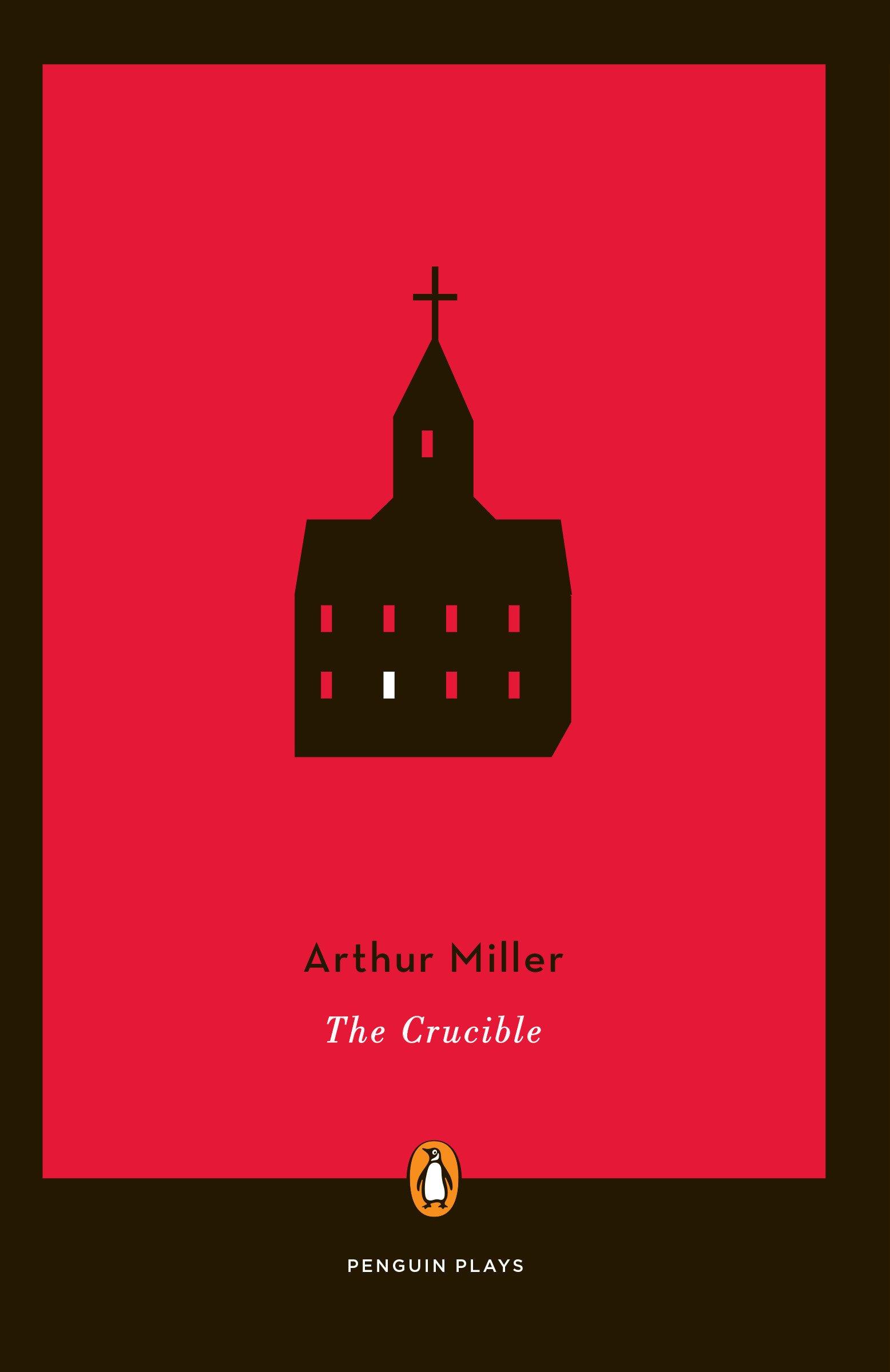 The Crucible (Penguin Plays): Arthur Miller: 2015140481389